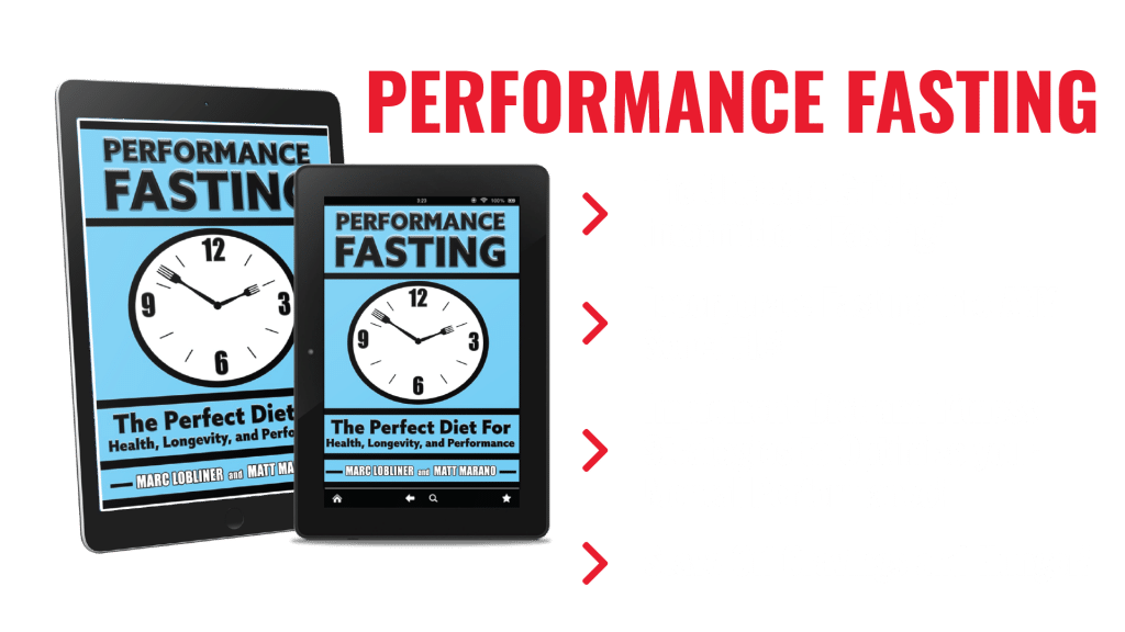 performance fasting book